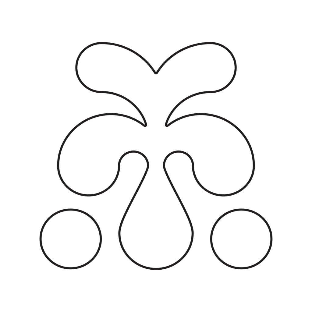 AYA Farmery logo grafisches Element freigestellt schwarz