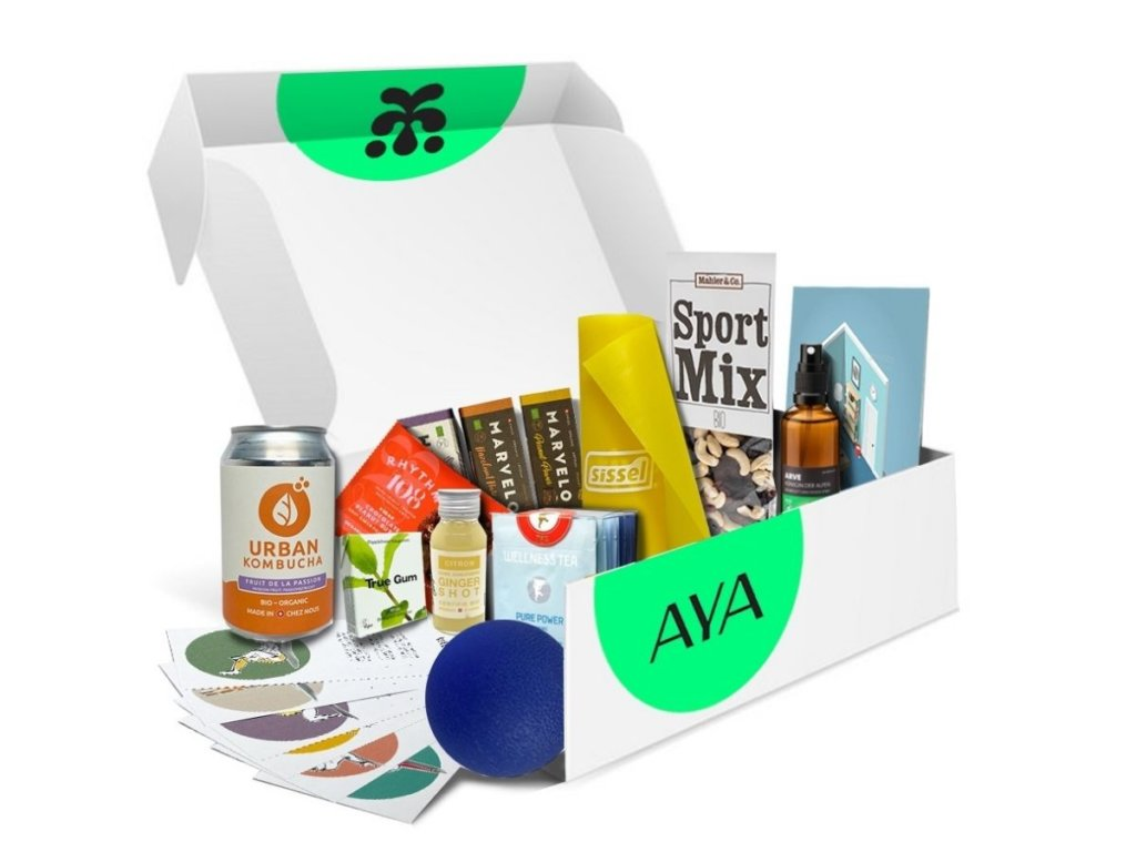 HomeOffice Kit bei Aya Farmery seitlich